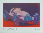 Andy Warhol Mercedes-Benz Formel-Rennwagen W 125 (1937) - klik for at l�se mere
