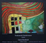 Friedensreich Hundertwasser 674 A Heavy Grass Wind - klik for at l�se mere